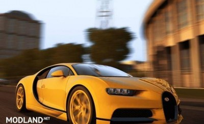 Bugatti Chiron 2016 Sound Fix [1.5.6], 1 photo